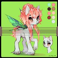 Adopt [Raffle 48h] Fairy Pony [CLOSED] by LunnaDeLuna