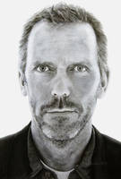 Hugh Laurie as Dr. House by TainTed-LoVe92
