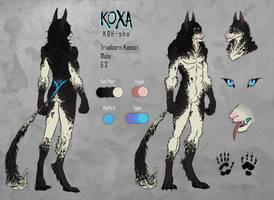 Koxa Simple Reference Sheet by creep-machine