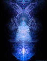 Deimatic Deity by beaudeeley
