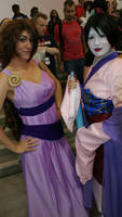 NYCC 2013 - Mulan and Meg 2 by King-Bobbles
