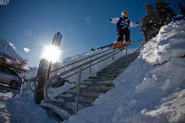 5-0 on Monday by no-ski-CREW