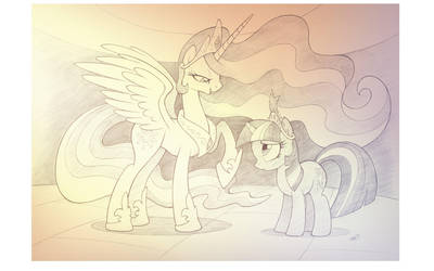 Most Faithful Student by sherwoodwhisper