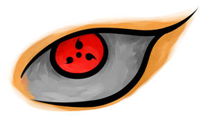 Sharingan by Blackdogti