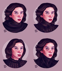 Kylo Icons by tsukhood
