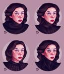 Kylo Icons by tsukhood