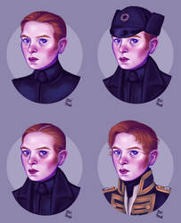 Hux Icons by tsukhood