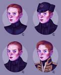 Hux Icons by tsukhood