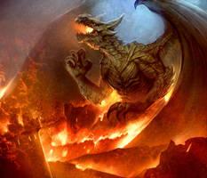 Dragon Rage by mysticaldonkey1