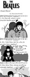 Beatles SLASH Meme by Chuuri