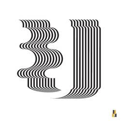 LetterCult.com - AlphaBattle 2.0 - U by bezierwrangler
