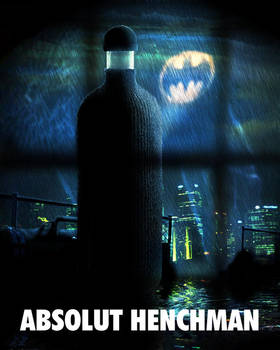Absolut Henchman by actionBob