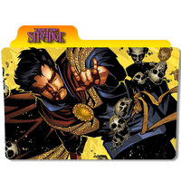 Doctor Strange by DCTrad