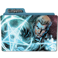 Constantine New52 by DCTrad