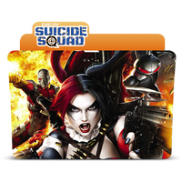 New Suicide Squad by DCTrad