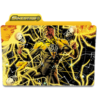 Sinestro by DCTrad