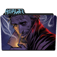 The Hellblazer by DCTrad