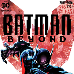 Batman Beyond by DCTrad