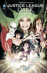 JUSTICE LEAGUE DARK Tome 1 by DCTrad