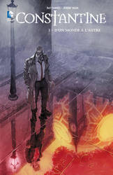 CONSTANTINE Tome 3 by DCTrad