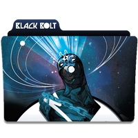 Black Bolt - Legacy by DCTrad