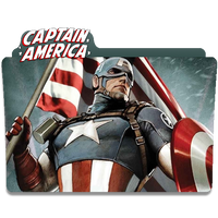 Captain America by DCTrad