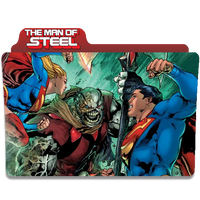 The Man Of Steel by DCTrad