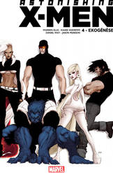 ASTONISHING X-MEN 4 by DCTrad
