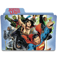 Justice League (New Justice) by DCTrad