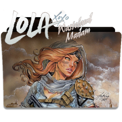 Lola XoXo - Wasteland Madam by DCTrad