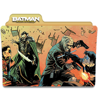 Batman prelude to the Wedding by DCTrad