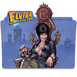 Elvira - Mistress of the Dark by DCTrad