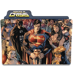 Heroes in Crisis by DCTrad