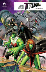 NEW TITANS 2 by DCTrad