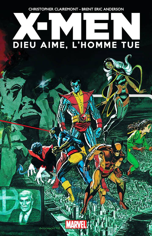 X-MEN Dieu aime l'homme tue by DCTrad