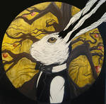 The Rabbit by Zele-Rebus