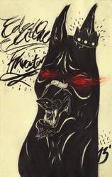 Wolf13 by Zele-Rebus