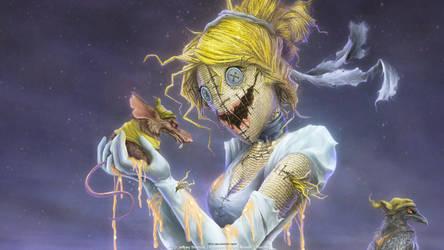 Twisted Princess: Cinderella W by OmriKoresh