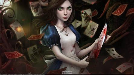 Alice: Madness Returns by OmriKoresh