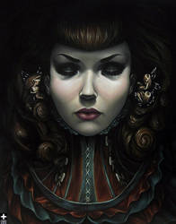 Sleeping Beauty by OmriKoresh