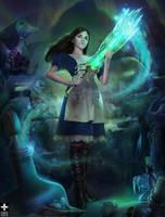 Alice Ice by OmriKoresh