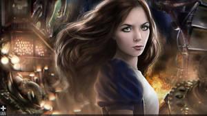 Alice 2014 by OmriKoresh