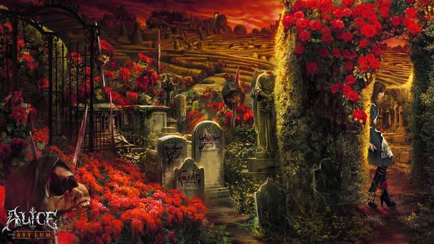 Alice Asylum: All Paths Lead To Death by OmriKoresh