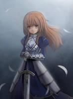 Aisaka Taiga Excalibur by sunimu