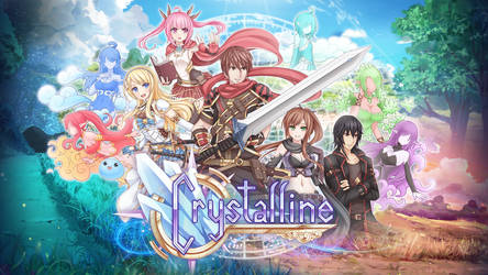 Crystalline - Visual Novel Game by sunimu