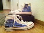 Sneakers, Real Madrid by Danmaro