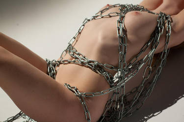 Julia in Chains 217 by JazzyPhoto