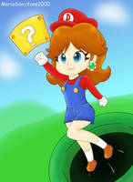 Super Daisy by MarioSonicfans2000