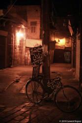 no needs biker by lkopuz