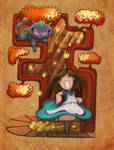 Alice , 2010 by InsomIA3
